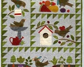 Bertie's Summer Quilt Pattern Set & Button Package