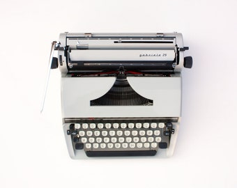"""Mechanical typewriter """"gabriele"""""""