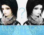 BJD Lucky Packs for SD + MSD + YoSD