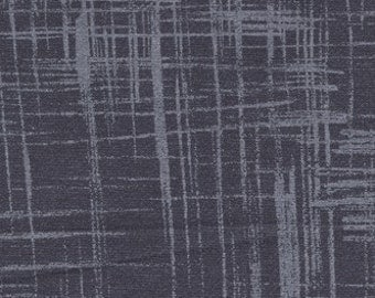 Painters Canvas in Slate, by Laura Gunn for Michael Miller Fabrics