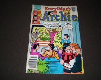 Everything's Archie 128, (1987), Archie Publications DE1