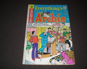 Everything's Archie 48, (1969), Archie Publications DE1