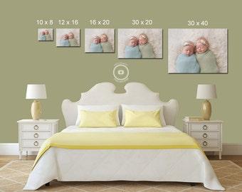 Wall Art Guide - Digital Download - Bedroom 02