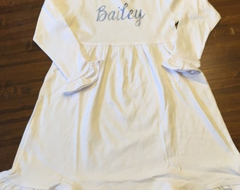 Personalized Name Dress/Tunic