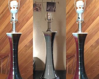Vintage Tiki Lamp