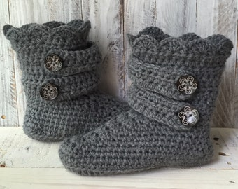 Crochet slippers, crochet slipper boots, women's crochet slipper boots, indoor slipper boots, crochet slippers, slippers, slipper boots