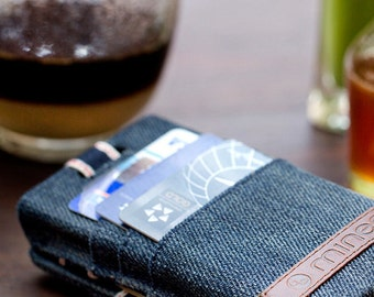 mineD TURN -  denim case for iPhone 5, 5S, 5C & SE