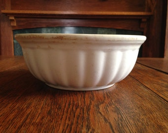 1890s Wood & Sons Ironstone Bowl
