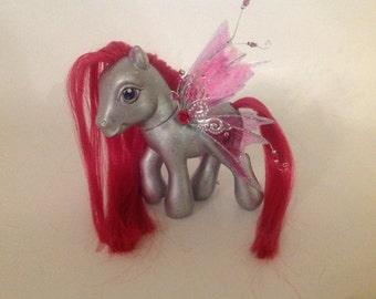 Aysha--Custom MLP Fairy Pony