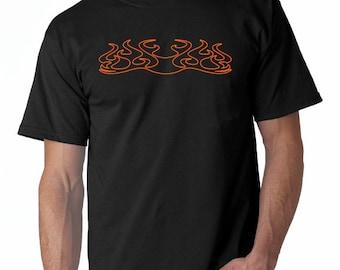 Long Flame T-Shirt - gfhood (16)