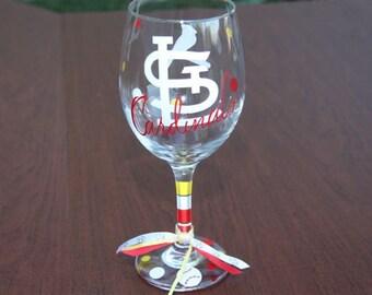 St. Louis Cardinals Glassware