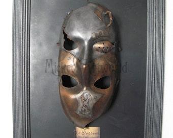 """Le Passeur """" Industrials Masks """""""