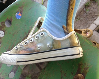 Size 5 UK clear converse