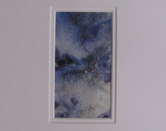 Rockpool Refelection - Original Watercolour Painting