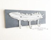 coat rack, decorative coat hook, key holder, purse rack, wall decor, wall storage, home organization