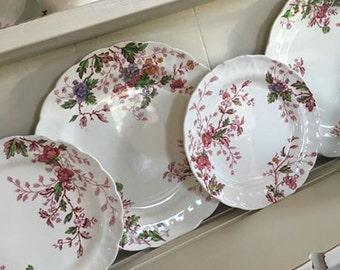 Vintage Dish Set