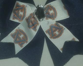 Auburn University layered bow