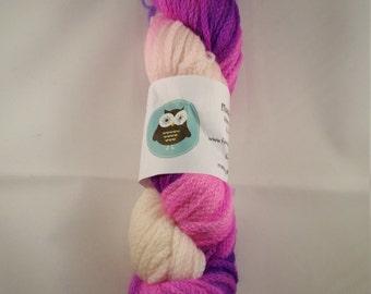 Pleasingly Purple DK Chainette Yarn