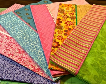 Made to Order Pillowcases, Custom Color, Custom Size, French Seams, 100% Cotton, Made in USA