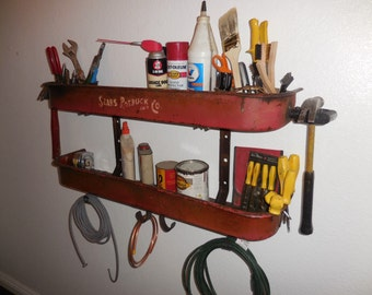 Sears Roebuck Garage Organizer Wagon