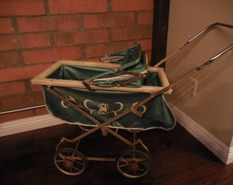 Coronet Doll Carriage/ Pram