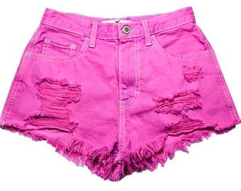 Custom Dye Service - Dye Your Own Denim Shorts/Skirt!