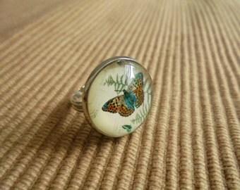 Ring, Schmetterling(1900)