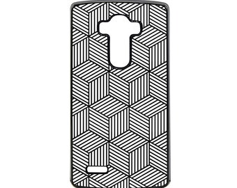 LG Case Geometric Squares LG G3 Case LG G4 Case Phone Case lg phone case g4 case g3 case Phone Cover geometric phone case artsy phone case