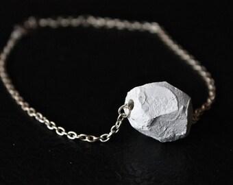 Clay Stone Bracelet