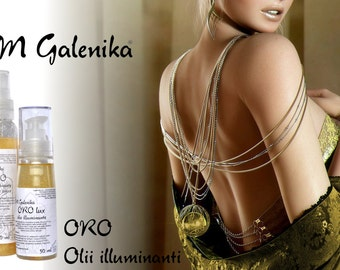 Illuminating oils Mgalenika