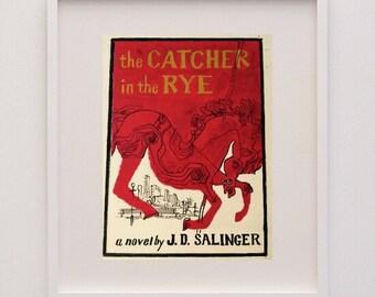the catcher in the rye protest 146 alienation in adolescence in jd salinger's the catcher in the rye ةياور يف ةقهارملا ةلحرم يف ةلزعلاب روعشلا.