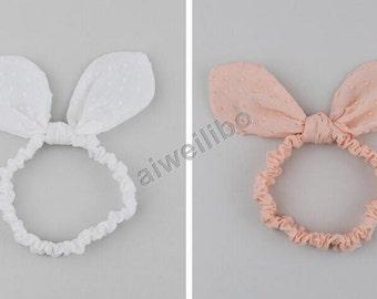 1 pcs Rabbit Ear headband -baby headbands - birthday gift