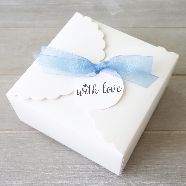 Elegant Wedding Favor Boxes Unique: Elegant favor gift box with ...