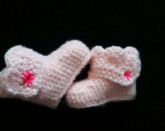 Wrap Baby Boots
