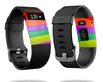 Skin Decal Wrap for Fitbit Blaze, Charge, Charge HR, Surge Watch cover sticker Candy