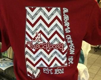 CLEARANCE Alabama Crimson Tide Shirt