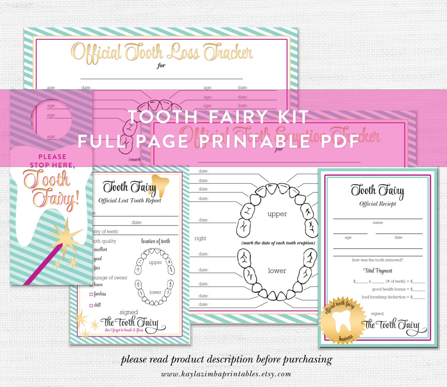 This is a graphic of Trust Tooth Fairy Printable