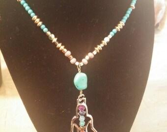 Meditation Beads Necklace
