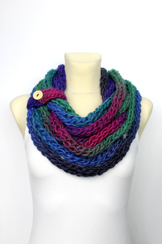 How to Finger Crochet. These are the instructions for right-handed finger crochet. In this example we will crochet a row of double crochet stitches. Step 1: Slip Knot Quick and Sassy Chain Scarf. by Kathryn Vercillo. Add to Wishlist. write a review. Recently viewed items. Learn How To Finger .