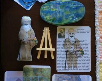 Monet Artist Box