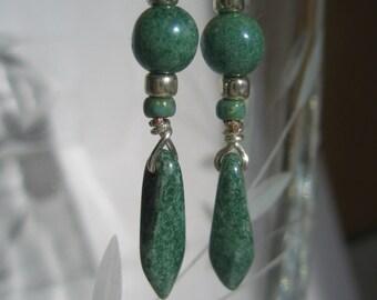 Luster Dagger Earrings