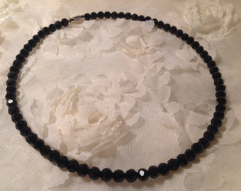 Black Egypt Choker