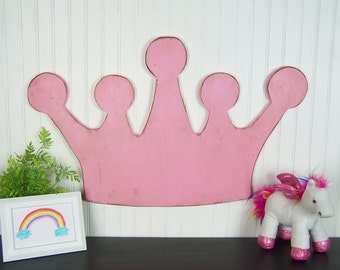 Princess Nursery Decor Princess Crown Decor Princess Crown Wall Decor Crown  Nursery Fairytale Decor Princess Wall Part 98