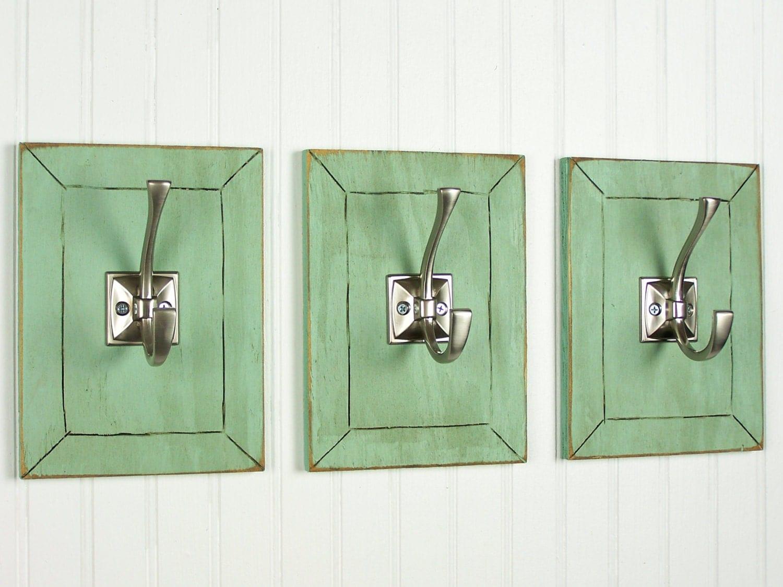 Decorative Wall Hooks Entryway Coat Hooks Shabby Chic Wall