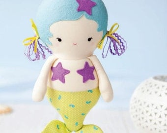 Molly the Mermaid Pattern 884186