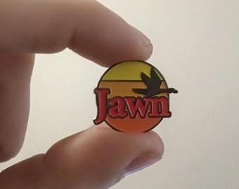 Wawa Jawn Enamel Pin