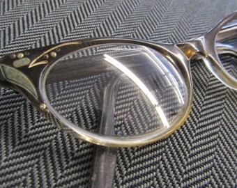Vintage Cat Eye Glasses Made in the US
