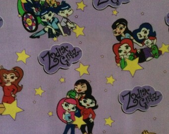 Zodiak Bratz Library Bag