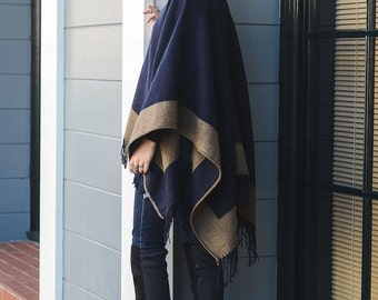 Dakota -  poncho, boho poncho, womens poncho, bohemian poncho, womens wrap, hippie poncho, womens cape, shawl