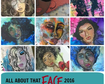 All About That Face Online Workshop